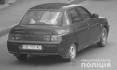На Буковині поліція розшукує викрадений автомобіль ВАЗ – фото
