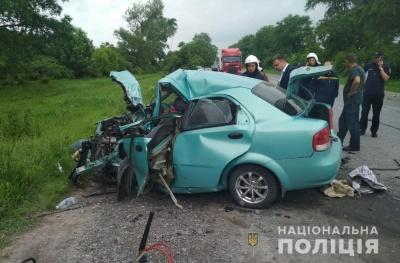 Моторошна ДТП під Кам'янцем-Подільським: загинули двоє дорослих і дитина