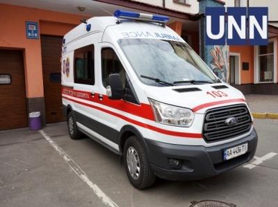 Через вибух газового балону госпіталізували двох людей на Львівщині