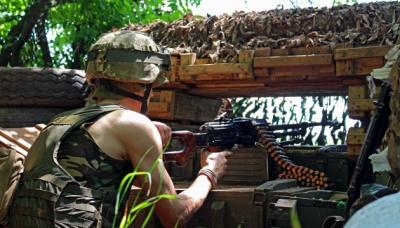 Війна на сході: 15 обстрілів, окупанти зазнали втрат