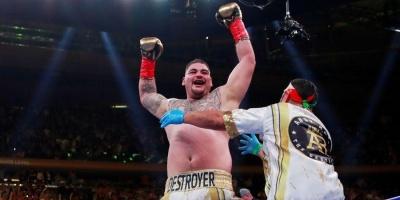Мексиканець Енді Руїс очолив рейтинг найкращих боксерів-суперважковаговиків