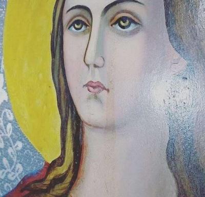 У храмі на Буковині замироточила ікона – фото