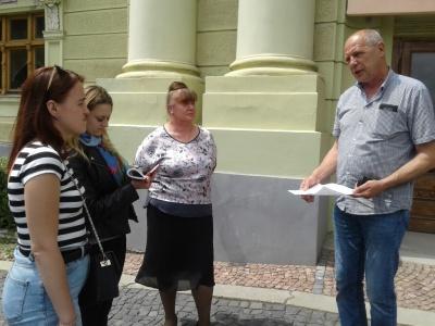 Чернівецький драмтеатр вже без сходів: тепер маломобільні люди можуть вільно потрапити у приміщення
