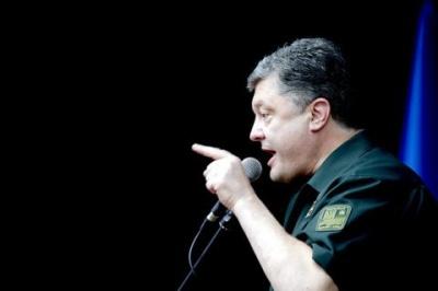 Порошенко: Зняття економічної блокади ОРДЛО це зрада інтересів України