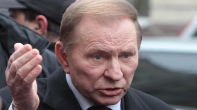 """Кучма вважає, що ЗСУ не мають відповідати на """"провокаційні обстріли"""""""