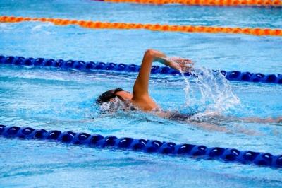 Плавання: буковинка виборола 9 медалей у лізі плавання