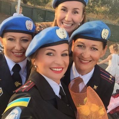 «Страшно було навіть виходити на ринок»: поліцейська з Буковини провела 7 років у миротворчих місіях в Африці та на Кіпрі