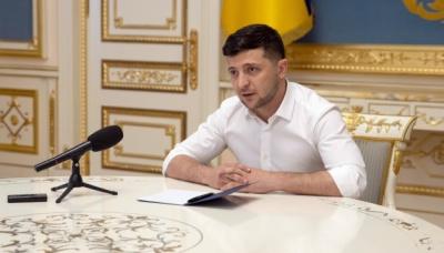 Зеленський заявив, що Росія втратила контроль над найманцями