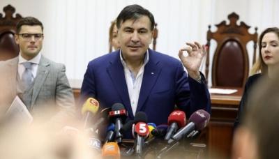 Партія Саакашвілі йде на вибори самостійно