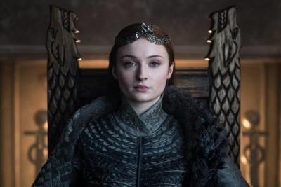 Софі Тернер розповіла, хто винен у гучному кіноляпі «Гри престолів»