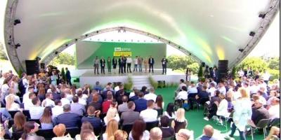 Партія Зеленського представила першу двадцятку списку на виборах до Ради