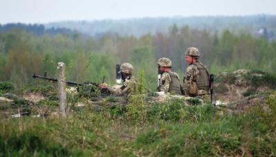 З початку доби бойовики здійснили 14 обстрілів позицій ЗСУ
