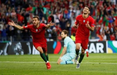 Лігу націй УЄФА виграла Португалія