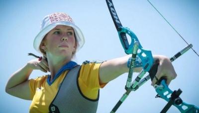Спортсменка з Чернівців бере участь у чемпіонаті світу зі стрільби з лука в Нідерландах