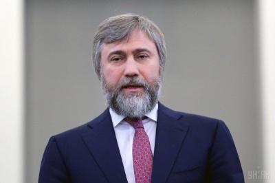 Нардеп Новинський заявив, що війна на Донбасі це громадянський конфлікт
