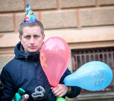 «Мені такі радники не потрібні»: Каспрук звільнив Миколу Проданюка