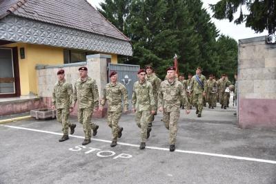 У центрі Чернівців для урочистої ходи десантників перекриють рух транспорту