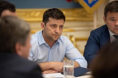 Зеленський скасував два укази Порошенка