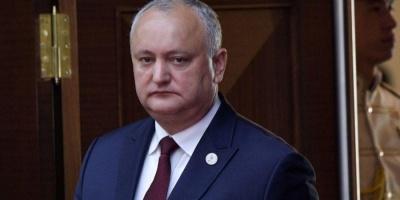Президент Молдови скасував указ про розпуск парламенту