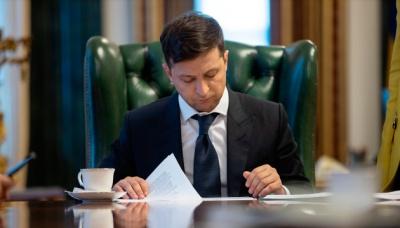 Президент вніс подання на звільнення Луценка