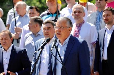 Вибори до Ради: кого з буковинців висунула партія Гриценка
