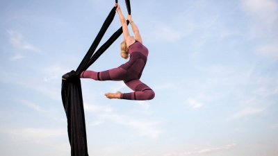 Повітряна гімнастика: у Чернівцях відбулися масштабні змагання