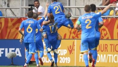 Українська молодіжка вийшла у фінал чемпіонату світу з футболу
