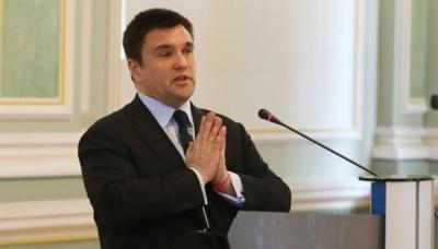 Клімкін знову закликав Раду прийняти його відставку