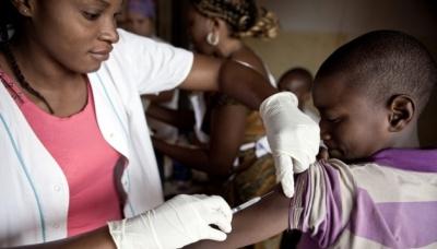 У Конго від кору померли 1500 осіб