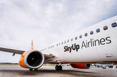 Суд призупинив ліцензію авіакомпанії SkyUp