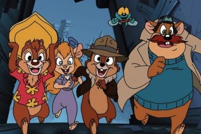 """Disney перезніматиме мультфільм """"Чіп і Дейл"""""""