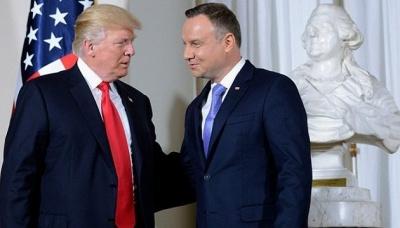 У Польщі може з'явитися двотисячний військовий контингент США