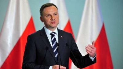 Дуда пояснив, чому між Польщею та РФ неможливі дружні відносини