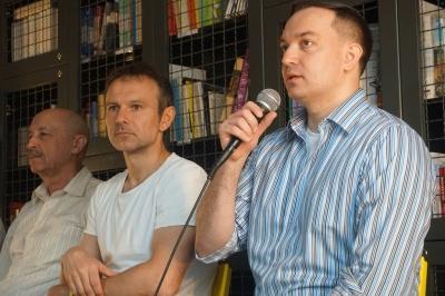 Вакарчук розповів, чому в його команді Пауль Пшенічка та Максим Кияк