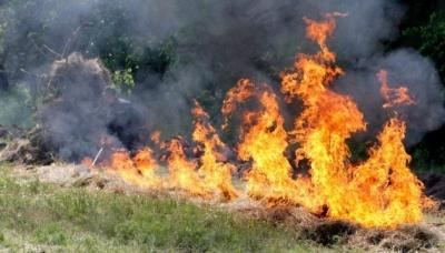 По всій Україні 4 дні буде надзвичайна пожежна небезпека