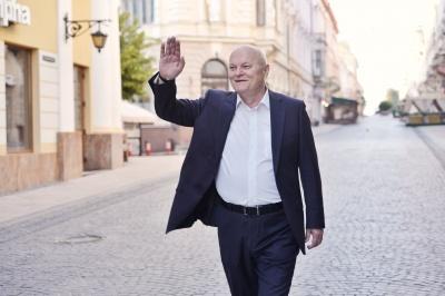 Федорук знову балотуватиметься до Верховної Ради від Чернівців