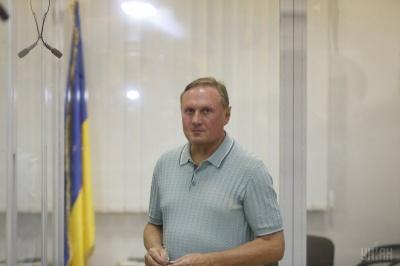 Обвинувачений у держзраді екс-регіонал Єфремов піде на вибори у складі Оппоблоку
