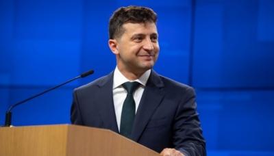 Зеленський анонсував реформи для бізнесу та «вливання» у Донбас