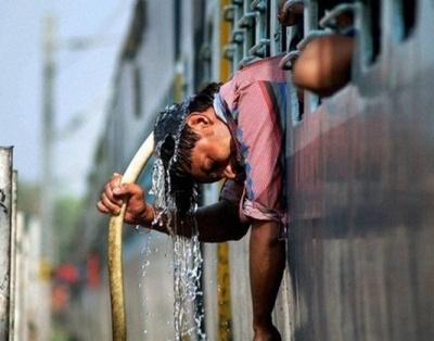 Через аномальну 50-градусну спеку в Індії померли 36 осіб