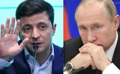 Пєсков: Путін займає вичікувальну позицію щодо Зеленського