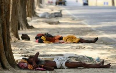 В Індії за день від спеки померло щонайменше 70 осіб