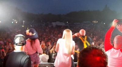 В Черновцах установили рекорд массового исполнения песни «Червона рута» - видео