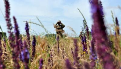 Впродовж травня на Донбасі загинули восьмеро українських військових