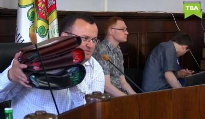 Чернівецька міськрада спробує завершити березневу сесію 20 червня