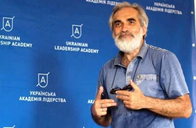 Известный ученый Ярослав Грицак презентовал в Черновцах свой «Очерк истории Украины»