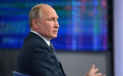 Це вже не смішно: Путін відреагував на заяви Зеленського про Донбас
