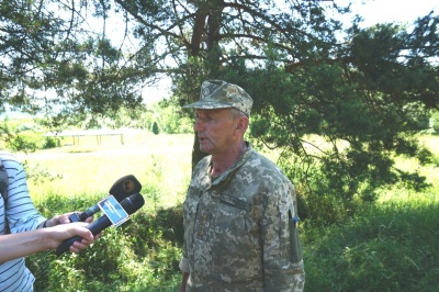 На Буковині проходять навчання офіцери територіальної оборони