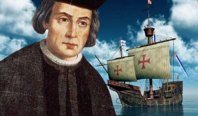 Анекдот дня: про Колумба