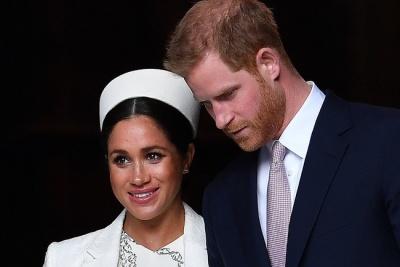 Меган Маркл і принц Гаррі відділилися від благодійного фонду Кейт і Вільяма: причина