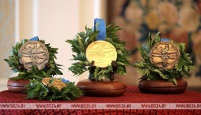 У Мінську розіграли перші нагороди Європейських ігор-2019